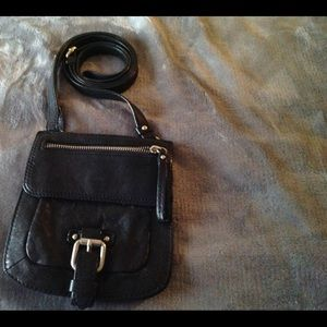 Banana republic small cross over bag